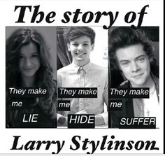 But behind this, there's the story of how they met:) but this still makes me sad.