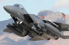 F-15 E Strike Eagle@ Ralph Duenas.
