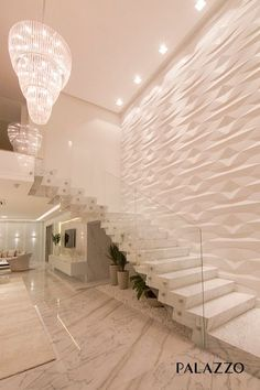 Staircase Interior Design, Home Stairs Design, Duplex House Design, Home Room Design, Dream Home Design, Home Design Plans, Home Interior Design, Layouts Casa, House Layouts