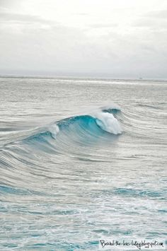 Behind The Lens Lukey: Wave Action. Wonder if I could paint it #Repin By:Pinterest++ for iPad#