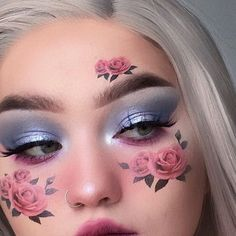 aesthetic makeup glam Image uploaded by suga_dumplin. Find images and videos about pink, makeup and rose on We Heart It - the app to get lost in what you love. Creative Makeup Looks, Unique Makeup, Colorful Eye Makeup, Pink Makeup, Makeup Art, Makeup Drawing, Pastel Makeup, Cute Makeup Looks, Makeup Eye Looks