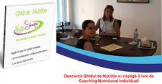 Descarca ghidul cabinetului de nutritie NutriShape si afla: - Principalele tehnici de motivare pentru atingerea formei perfecte - Regulile de baza ale nutriției sanatoase  - 5 idei de Mic Dejun sanatos