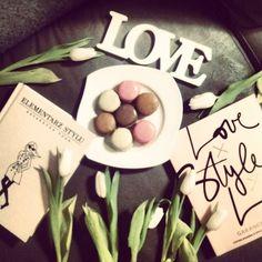 Idealnie <3 #garancedore #flowers #instacool #lovestylelife #elementarzstylu #macaroons #kochammakaroniki #relax #instapics by martus122