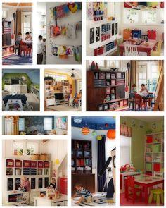 Designer Dad Studio: Kid's Playrooms...