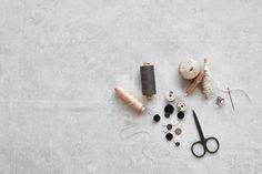 Sewing Accessories Photography