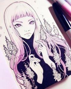 Lavender by Ladowska