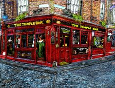 Temple Bar, Dublin |