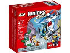 Klocki LEGO Juniors świetnie sprawdzą się dla dzieci w wieku od 4 do 7 lat. Są mniejsze niż LEGO Duplo, ale większe niż zwykłe klocki. W najnowszych kolekcjach znajdziecie zestawy z bajek Disneya. Zachęcamy do zapoznania się z naszą ofertą. #lego #juniors #legojuniors #klocki #zestawy