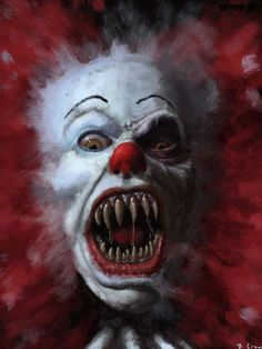 Pennywise . #Killerclown
