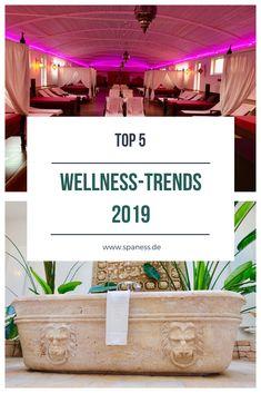 Das sind die Top 5 Wellness-Trends 2019: Mental Wellness, Wellness für die Generation Y, Nature-Wellness, Aktivurlaub & Gesundheitstourismus und Wellness rundum...