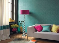 CASADECOCASADECO designers of wallpaper and upholstery fabrics is renowned for its innovative luminous and high-quality products CASADECO aims to Fabric Wallpaper, Of Wallpaper, Wallpaper Ideas, Arabesque, Perfect Wallpaper, Fabric Suppliers, Your Space, My Dream Home, Interior Inspiration