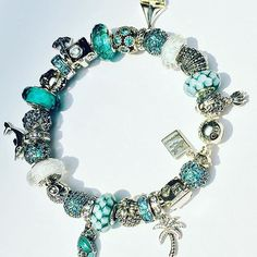 Now that we are dead of Summer, what have you done? Where have you gone? What do you plan on doing? Have you visited a place you have been dying to go? Whatever it is make sure you remember it forever with one of our moments charms! ☀️🌴🐬🌎🌊🍉 #Teal #Silver #CZ #Moments #Bangle #Stacks #Stacked #Pandora #ArtOfYou #PandoraStyle #PandoraBracelet #PandoraUSA #Charms #NewJersey #Woodbridge #NewYork #NYC #Hoboken #JerseyCity #Local #2016 #WeLovePandora #NJ #JerseyShore #SummerCollection…