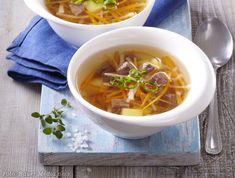 Skvělý recept na: Francouzská hovězí polévka Food Styling, Hermes, Chili, Soup, Ethnic Recipes, Chile, Soups, Chilis