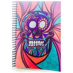 Skull <3 #abstract #drawing #sketch #skull