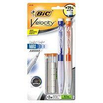 Paper Mate® Eraser Mate Ballpoint Stick Erasable Pen, Black Ink, Medium,  Dozen