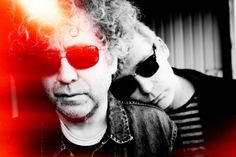 William and Jim - the Jesus and Mary Chain