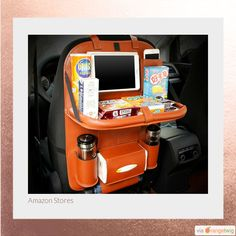 The Cab Commander Car Organizer From Duluth Trading