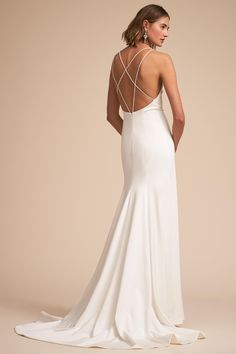Estelle Gown from @BHLDN
