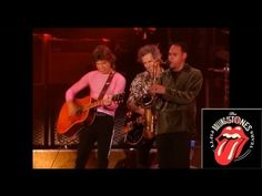 The Rolling Stones - Waiting On A Friend ft Joshua Redman - Live OFFICIAL     Always liked this song...waiting on a male friend though!