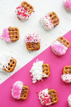 Try all 7 of these easy and simple Valentine's Day treat recipe ideas!