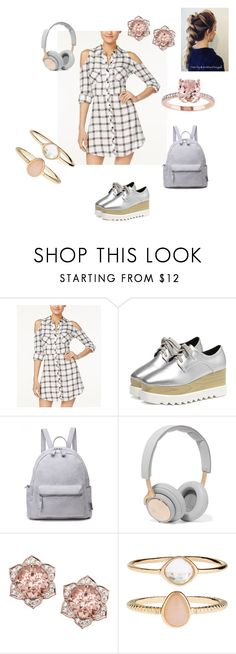 """""""Sin título #34"""" by clara-bidault on Polyvore featuring moda, Material Girl, B&O Play y Accessorize"""