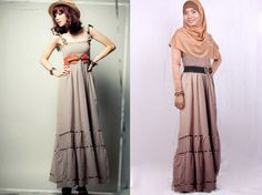 Dress Korea Muslim