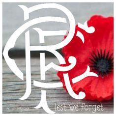 🐻 #RangersFC #LestWe
