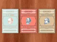 Biographies (Book Series) WIP by Peter Voth #Design Popular #Dribbble #shots