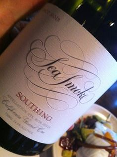 Sea Smoke Southing Pinot is always a winner, but restaurants always overcharge for it.