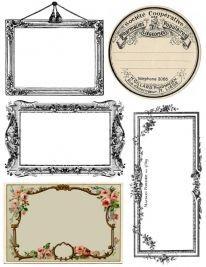 graphics on Pinterest | Clip Art, Vintage Frames and Vintage Clip Art