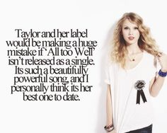 Swift Secrets | Taylor Swift {all too well}