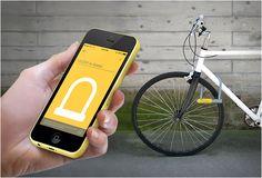 Ulock é um trava de bicicleta inteligente que não precisa de chaves e que requer apenas um toque no seu smartphone para bloquear e desbloquear.