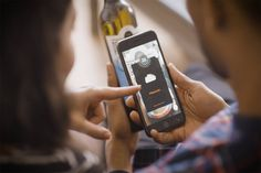 Find the perfect wine for anymeal with the help of this augmented reality wine club and app