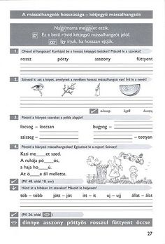 Album Archive - Gyakoroljuk a helyesírást Worksheets, Sheet Music, Album, Teaching, Education, School, Music Score, Literacy Centers, Learning