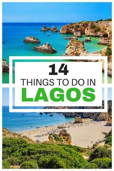 Are you looking for the best things to do in Lagos, Portugal? Check out our list of the best Lagos beaches, attractions, sights, and day trips. Portugal Travel Guide, Europe Travel Guide, Travel Destinations, Travel Tips, Portugal Trip, Portugal Vacation, Travelling Europe, Traveling, Visit Portugal