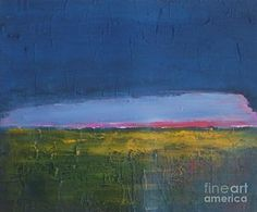 Painting -  Dusk Up by Vesna Antic