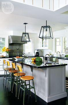 Un cottage rustique et contemporain | | PLANETE DECO a homes worldPLANETE DECO a homes world