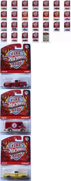 Diecast Toy Vehicles 51023: 2009 Hot Wheels Fire Rods Complete Set Of All 26 Cars Very Rare And Complete Momc -> BUY IT NOW ONLY: $2399.99 on eBay!