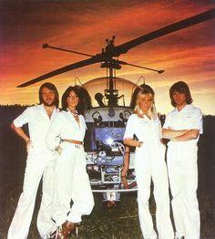 ABBA - Arrival cover photo.