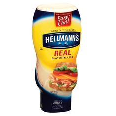 >> Startling big discounts available here: Hellmann's Real Mayonnaise, 16.5Ounce Squeeze Bottle (Pack of 2) at Dinner Ingredients.