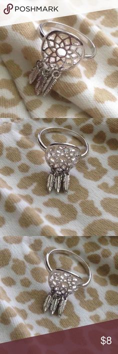 Dreamcatcher Ring Size 6  END OF SUMMER SALE! Buy now before it's gone :P Jewelry Rings