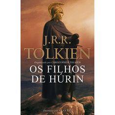 Os Filhos de Húrin - J. R. R. Tolkien: Antes da lendária era de o Senhor dos Anéis, um poderoso espírito dominado pelo Senhor do Escuro ameaça a vida dos Filhos de Húrin.  Morgoth, o primeiro Senhor do Escuro, habita na vasta fortaleza de Angband, ao norte; e à sombra do temor de Angband e da guerra travada por Morgoth contra os elfos, os destinos de Túrin e de sua irmã Niënor serão tragicamente entrelaçados.