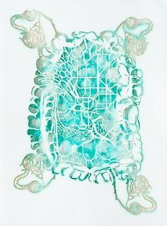 TITLE: Invisible Cities - Places P  ARTIST:  Lisa Jones (British, b.1968)  WORK DATE:  2013  CATEGORY: Mixed Media  MATERIALS: Paper, laser cut paper, ink, pencil and scorch marks  SIZE: h: 76 x w: 56 cm / h: 29.9 x w: 22 in  STYLE: Contemporary  PRICE*: Contact Gallery for Price  GALLERY: +61-2-9690 0215    Send Email  ONLINE CATALOGUE(S): Lisa Jones: Recent Works  Feb 5 - Mar 2, 2013