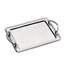 Elegance Silver 73029 Rectangular Stainless Steel Tray wi... https://www.amazon.com/dp/B001FYUECY/ref=cm_sw_r_pi_dp_L7xAxbV7VN5KE