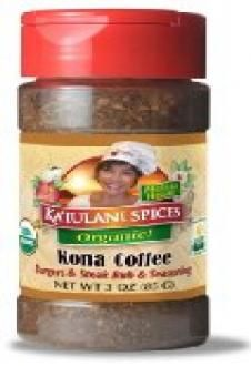 Kona Coffee Rub and Seasoning //  Description A gourmet spice rub and seasoning. Cooking gourmet meals at home is easier than ever. Shake it. Rub it on meat, poultry or seafood. Bake, grill, broil or fry. Delicious on all foods including chili, beef stew and spaghetti sauce. Enjoy! //   Details   Sales Rank: #46867 in Grocery & Gourmet Food  Size: 3 oz stove size Brand: Kaiulani Spices, LLC In// read more >>> http://Chestnut887.iigogogo.tk/detail3.php?a=B00H9RHZ46