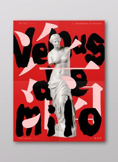 Greek Statue Posters on Behance