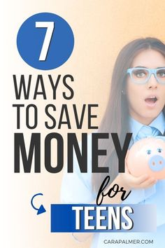 Tips on how to make and save money as a teen even if you don't have a job. Learn how to budget and how to make extra money. You'll find ideas for girls and boys.