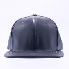 a05620982d1 Pit Bull Leather Snapback Hats Wholesale  Charcoal  Leather Snapback