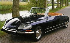 Citroen DS 21 Pallas Cabriolet, this one next for me please !!!
