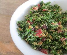 Recipe Kale and Quinoa Salad by team.twyford - Recipe of category Side dishes